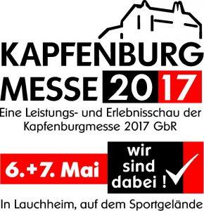 Leistungs- und Erlebnisschaue der Kapfenburgmesse 2017 GbR - KÜHN Beratung